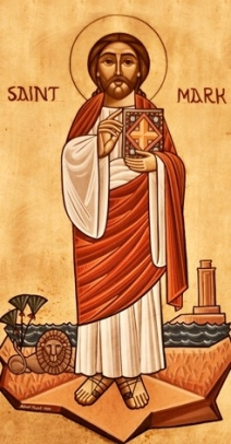 St.mark_coptic_icon