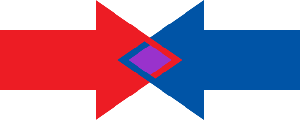 Merge-arrows