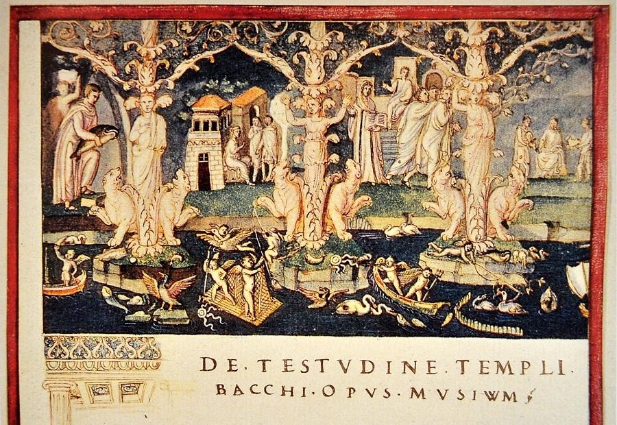 Санта Констанца Рим