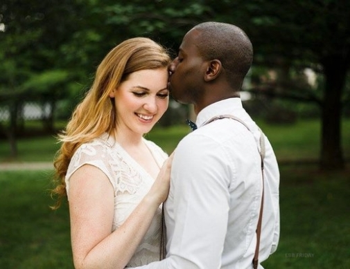 Interracial dating is wrong