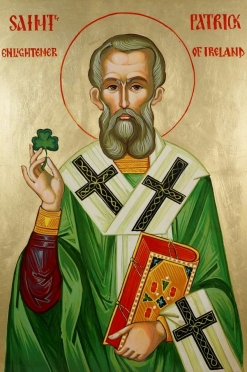 Saint_St_Patrick_of_Ireland_Hand-Painted_Orthodox_Icon_2_1