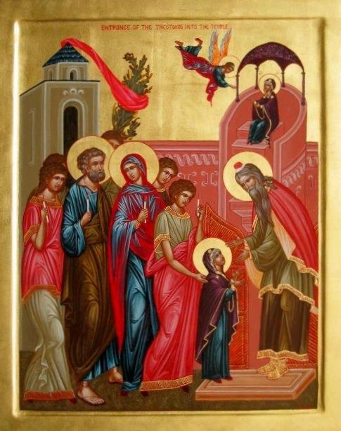 Theotokos Site Dance Christien