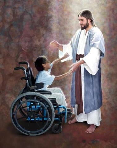 wheelchairjesus