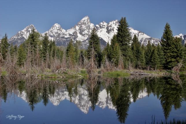 REFLECTIONS (Jun 2019 Grand Tetons, WY)